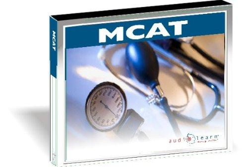 AudioLearn: MCAT (Biology, Chemistry, Organic Chemistry, Physics)- 4th Edition