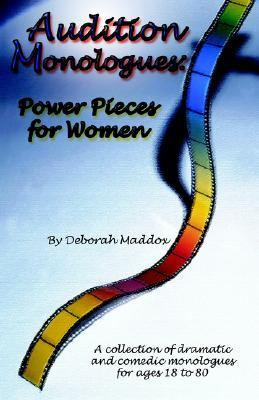 Audition Monologues Power Pieces For Women