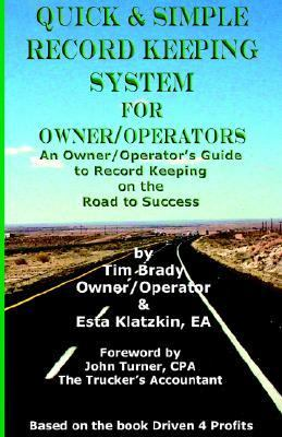 Quick & Simple Record Keeping for Owner/operators