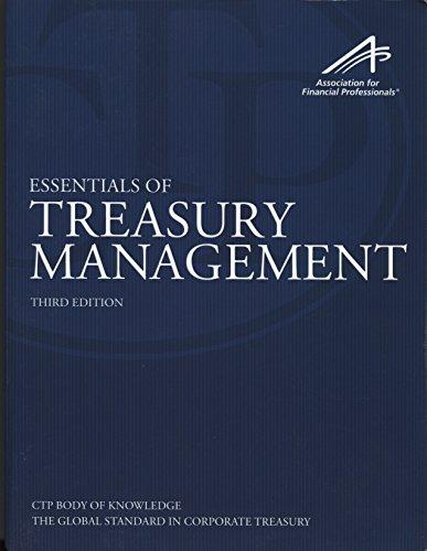 Essentials of Treasury Management, 2nd Edition
