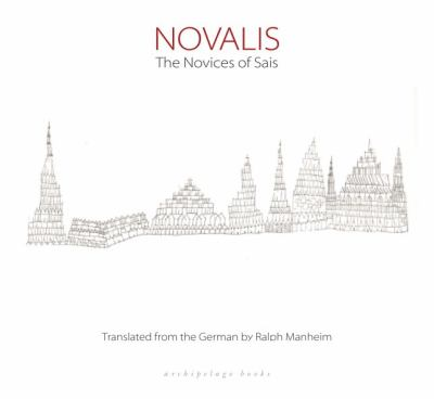 Novalis The Novices Of Sais