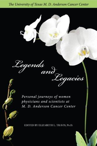 Legends and Legacies: Personal journeys of women physicians and scientists at M. D. Anderson Cancer Center