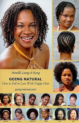 Going-natural How to Fall in Love With Nappy Hair