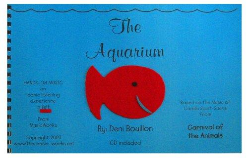 The Aquarium (English, Spanish and French Edition)