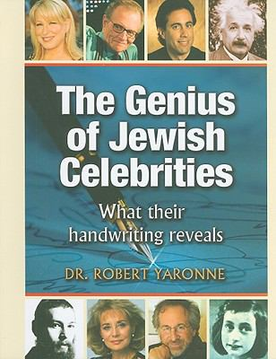 The Genius of Jewish Celebritites: What Their Handwriting Reveals