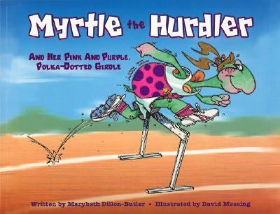 Myrtle the Hurdler And Her Pink And Purple, Polka-dotted Girdle