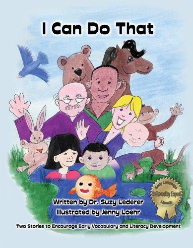 I Can Do That - Book/CD-ROM (Mom's Choice Awards Recipient)