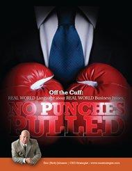 Off the Cuff: No Punches Pulled