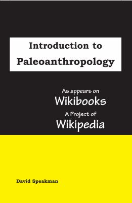Introduction To Paleoanthropology