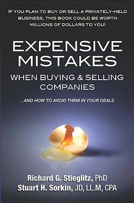 Expensive Mistakes When Buying & Selling Companies