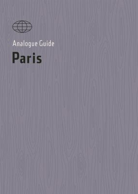 Analogue Guide Paris