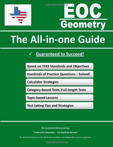 Texas EOC Geometry- The All-in One Guide