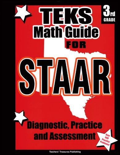 3rd Grade TEKS Math Guide for STAAR