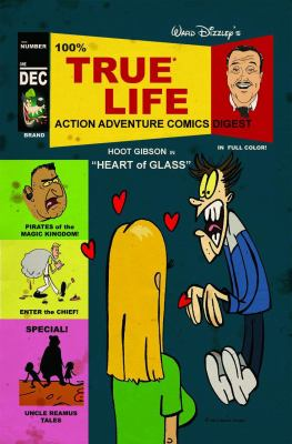 Ward Dizzley's 100% True Life Action Adventure Comics Digest : Issue One