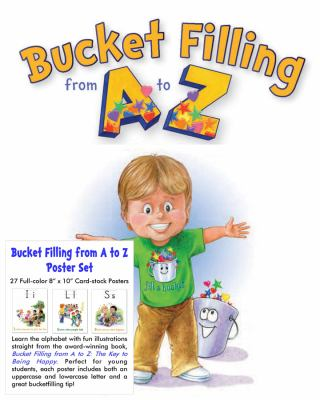 Bucket Filling from a to Z Poster Set