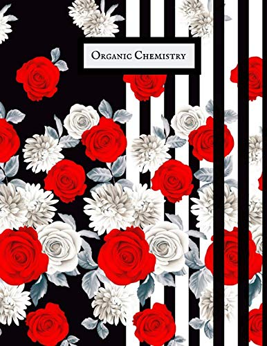 Organic Chemistry: Hexagonal Graph Paper Notebook | Organic Chemistry & Biochemistry Note Journal| Graph Paper Work Book Suitable for Design, gaming, ... structuring sketches, Knitting & Many more.