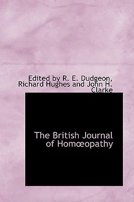 The British Journal Of Homopathy