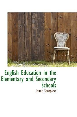 English Education In The Elementary And Secondary Schools