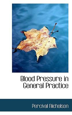 Blood Pressure In General Practice
