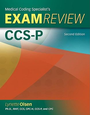 Medical Coding Specialist's Exam Review/Preparation for the CCS-P