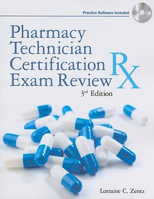 Pharmacy Technician Certification Exam Review (Book Only)