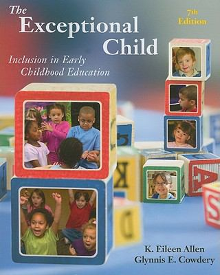 The Exceptional Child: Inclusion in Early Childhood Education (PSY 683 Psychology of the Exceptional Child)