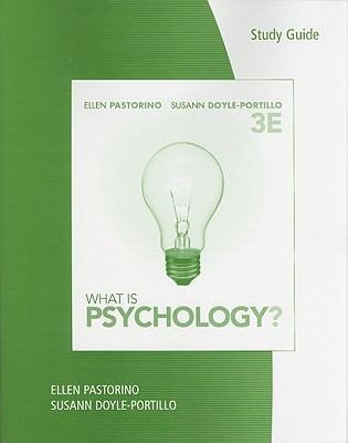 What Is Psychology? - Study Guide