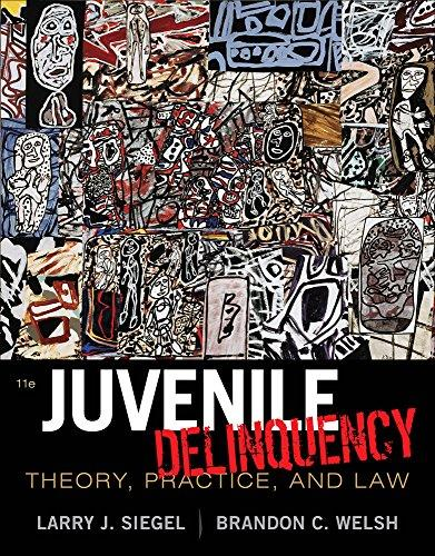 Cengage Advantage Books: Juvenile Delinquency: Theory, Practice, and Law