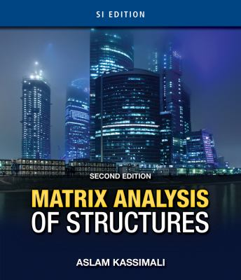 SI Matrix Analysis of Structures