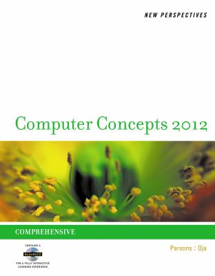 New Perspectives on Computer Concepts 2012