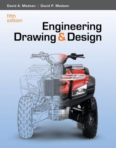 Student CD for Madsen/Madsen's Engineering Drawing and Design, 5th
