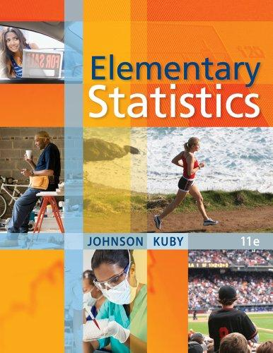 Bundle: Elementary Statistics, 11th + Enhanced WebAssign - Start Smart Guide for Students + Enhanced WebAssign Homework with eBook Printed Access Card for One Term Math and Science