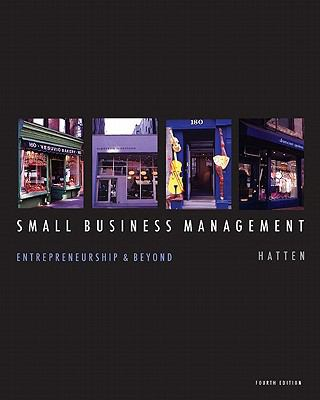 Small Business Management, Reprint