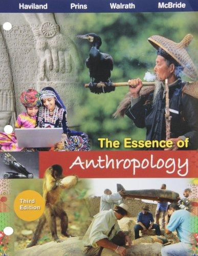The Essence of Anthropology