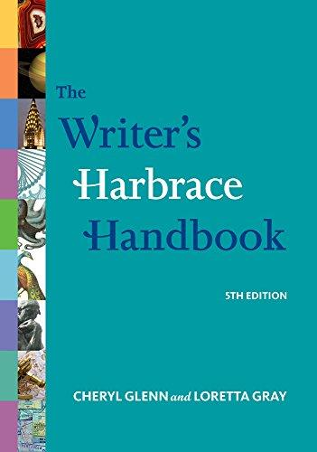 The Writer's Harbrace Handbook, 5th Edition