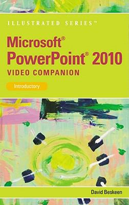 Video Companion DVD for Beskeen's Microsoft PowerPoint 2010: Illustrated Introductory