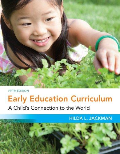 Bundle: Early Education Curriculum: A Child's Connection to the World, 5th + Early Childhood Education CourseMate with eBook Printed Access Card