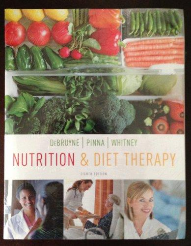 Bundle: Nutrition and Diet Therapy, 8th + Diet Analysis Plus 2-Semester Printed Access Card, 10th
