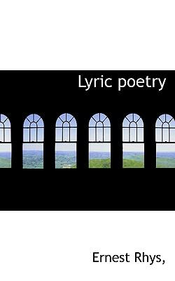 Lyric poetry