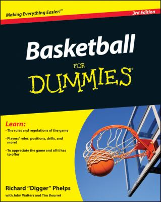 Basketball For Dummies (For Dummies (Sports & Hobbies))