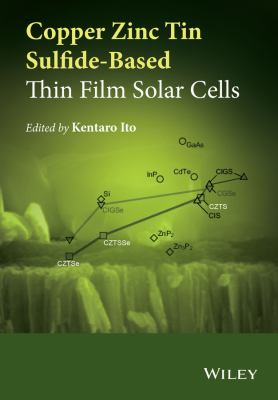 Copper Zinc Tin Sulphide-Based Thin Film Solar Cells