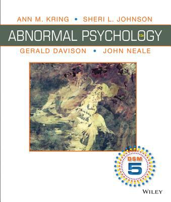Abnormal Psychology Twelfth Edition DSM-V Update