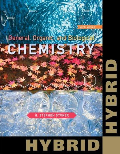 General, Organic, and Biological Chemistry, Hybrid (with OWL 24-Months Printed Access Card)