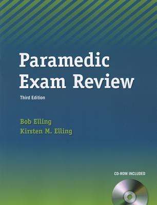 Paramedic Exam Review (Book Only)