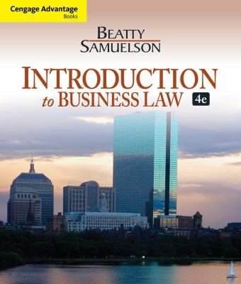 Introduction to Business Law, 4th Edition