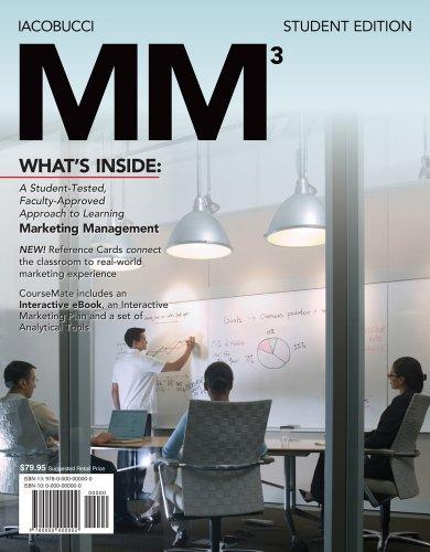 MM 3 (with CourseMate Printed Access Card) (Engaging 4ltr Press Titles in Marketing)