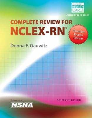 Delmar's Complete Review for NCLEX-RN