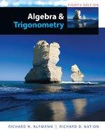 Bundle: Algebra and Trigonometry, 8th + Enhanced Webassign Single-term LOE Printed Access Card for Pre-calculus and College Algebra, 8th