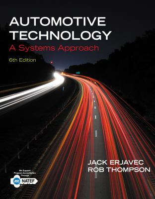 Automotive Technology : A Systems Approach