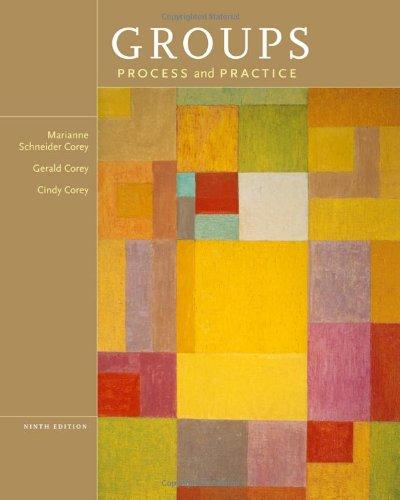 groups process and practice 9th edition pdf